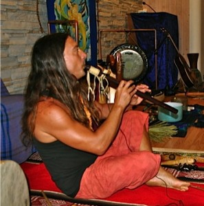 Community Celebration with Sound Healer John Dumas
