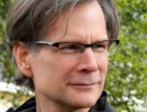 Webmaster Kirk VandenBerghe Shines His Light