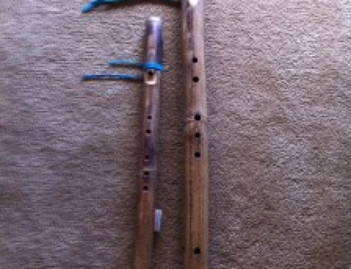 Sound Healing with Handcrafted Flutes