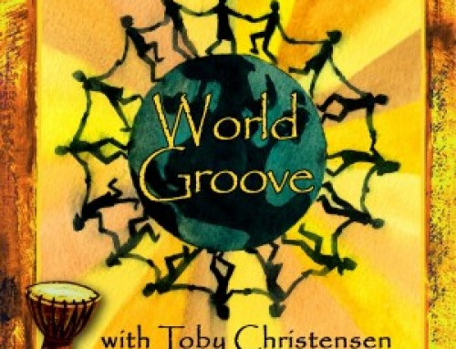 The Healing Drummer's World Groove Album Now Available