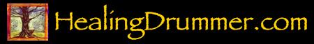 HealingDrummer.com Logo