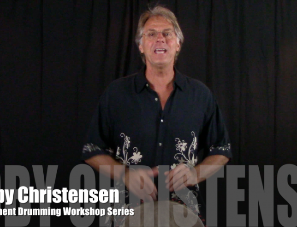 5 Element Drumming Workshop Series